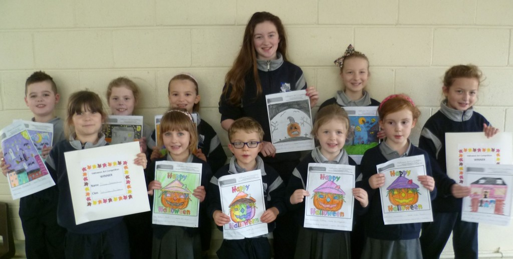 CRC Halloween Art Competition Winners